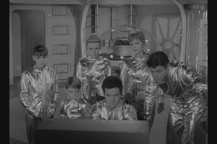 The Video: Sizing Up the Picture. When 'Lost in Space' ...