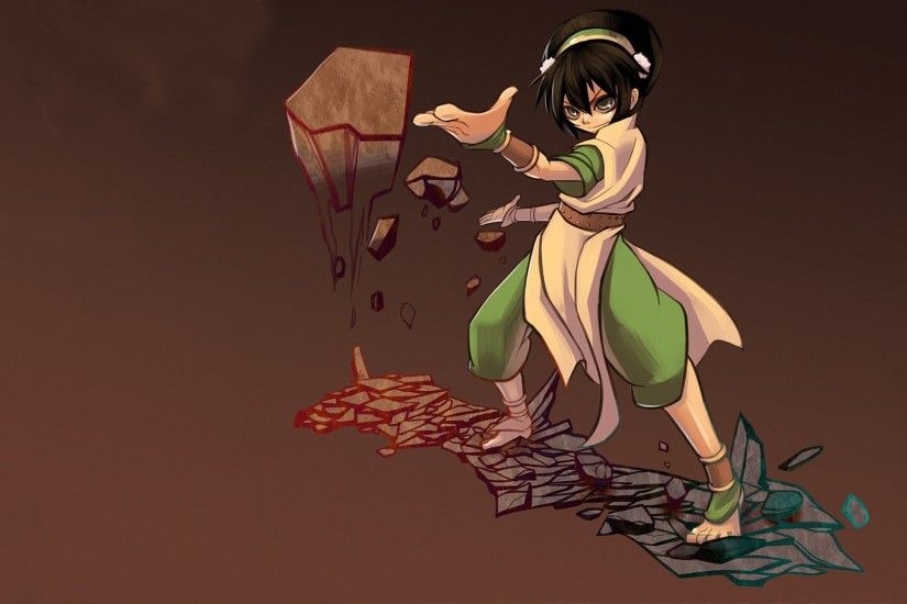 Avatar: The Last Airbender, Toph Beifong, Artwork Wallpapers HD / Desktop  and Mobile Backgrounds
