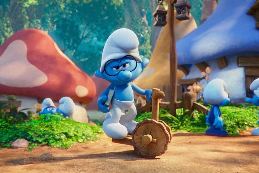 Smurfs The Lost Village Wallpaper 17
