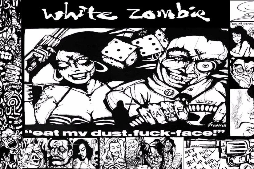 White Zombie-Drinking And Driving [Live]