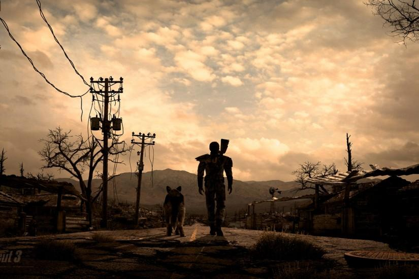 tweaked wallpaper fallout 3 by sliqster watch fan art wallpaper .