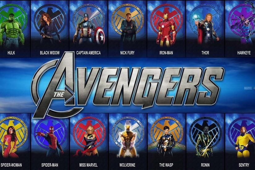 The Avengers Wallpapers HD #1182 Wallpaper | Download HD Wallpaper