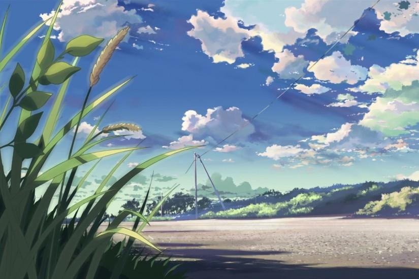 free download anime scenery wallpaper 1920x1080