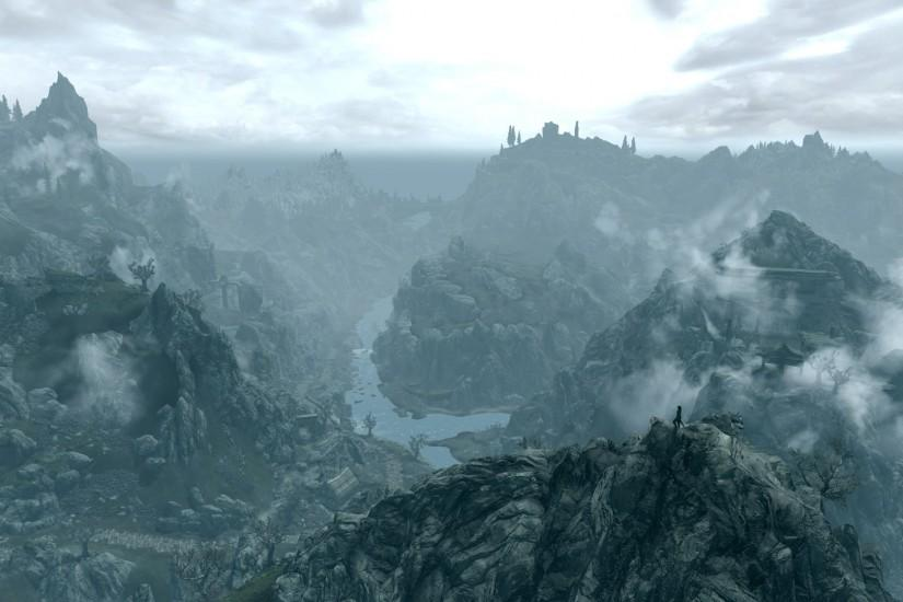 large skyrim wallpapers 1920x1080 pc