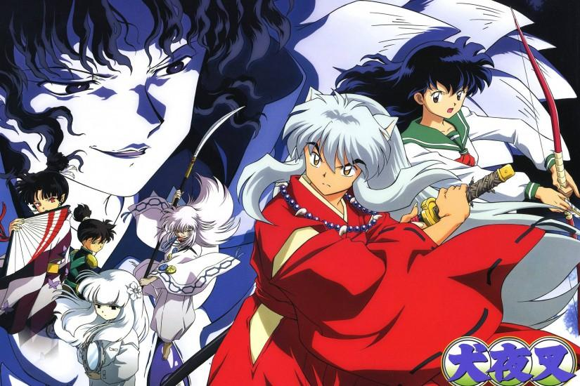 popular inuyasha wallpaper 2500x1785 high resolution