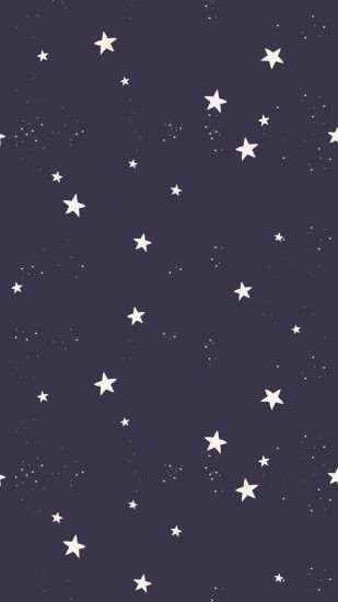Simple Stars Pattern #iPhone #6 #wallpaper
