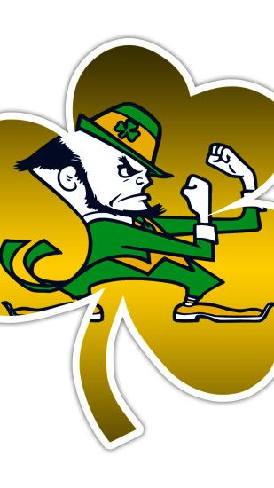 Fighting irish · Notre Dame iPhone/Android Wallpaper ...