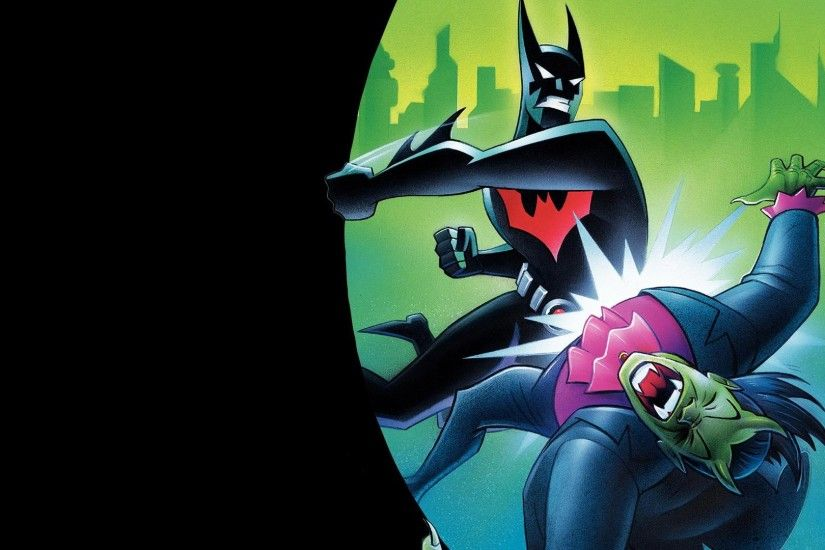 TV Show - Batman Beyond Wallpaper