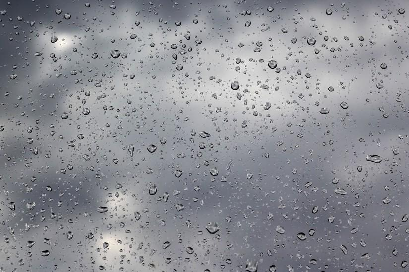 ... texture · drops, rain, glass