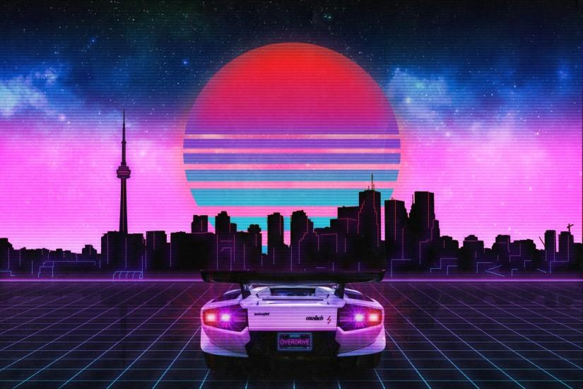beautiful vaporwave wallpaper 1920x1342 for iphone