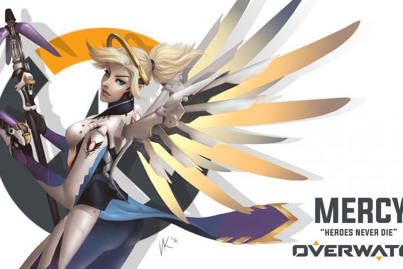 mercy overwatch wallpaper 2133x1200 iphone