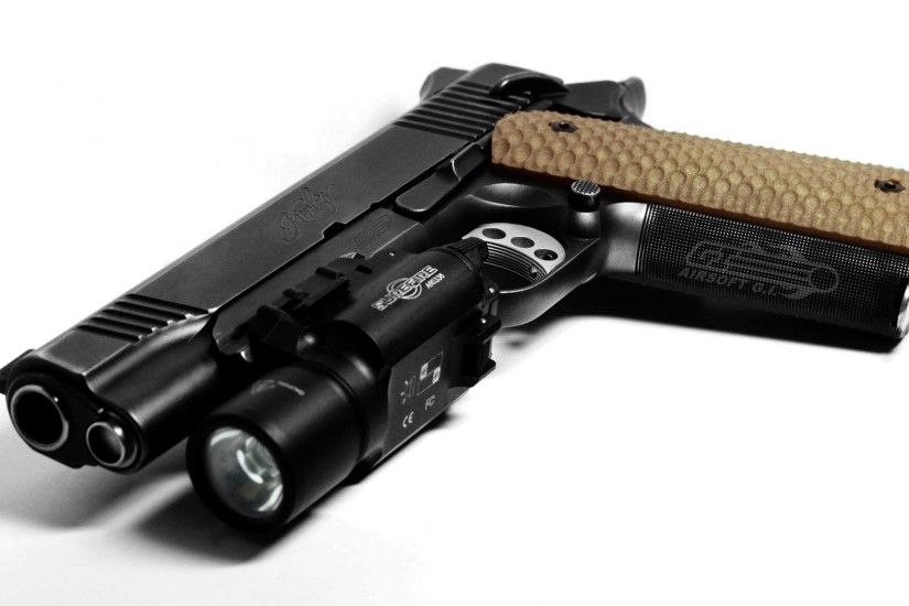 Finding a high performance airsoft 1911 ...