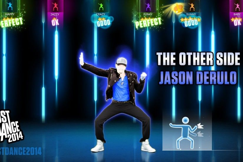Jason Derulo - The Other Side | Just Dance 2014 | Gameplay