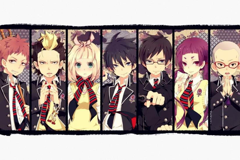 blue exorcist wallpaper 1920x1200 for full hd