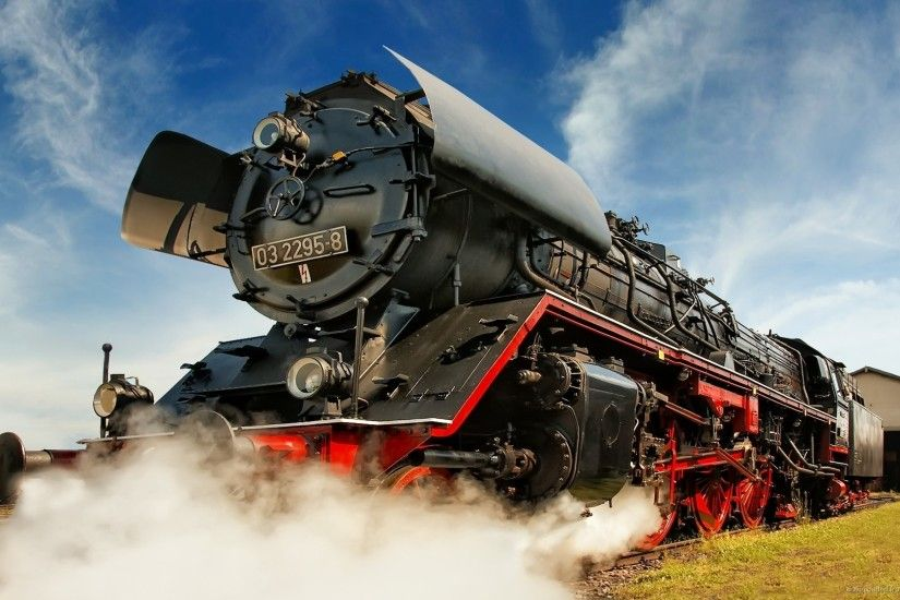 Steamy Locomotive picture