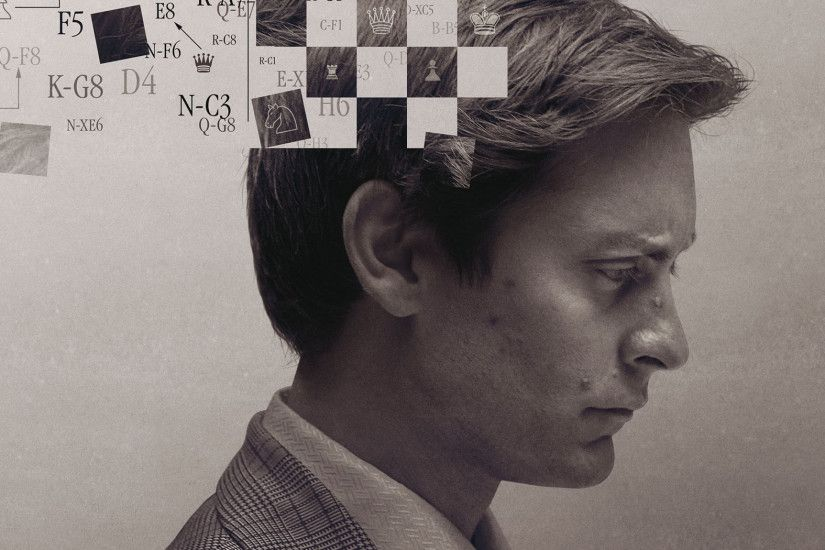 Preview wallpaper pawn sacrifice, 2014, tobey maguire, bobby fischer  2560x1600