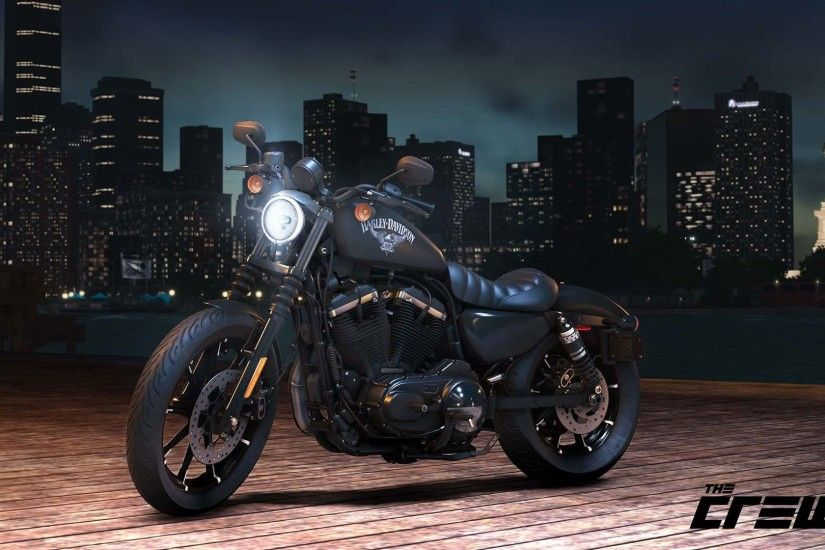The Crew 2 Will Feature Harley-Davidson Motorcycles - UbiBlog - Ubisoft®