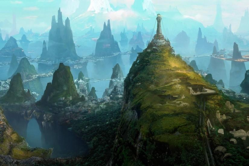 top fantasy landscape wallpaper 1947x1080 for iphone 6