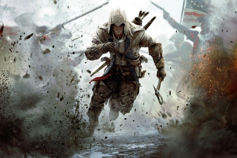 HD Wallpapers Widescreen 1080P 3D | ... Creed 3-Game HD Widescreen  Wallpapers