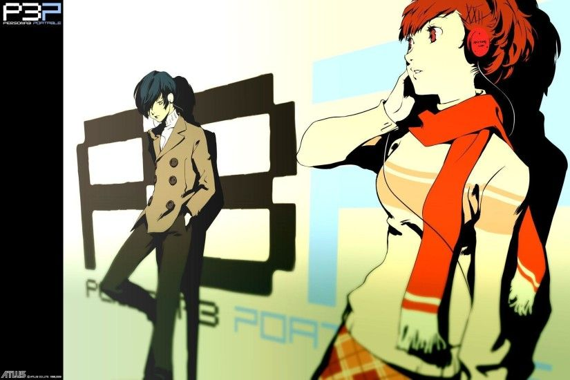 Persona 3 Fes Wallpapers
