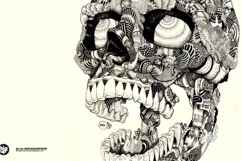 candy skull wallpaper Collection (73 ) ...