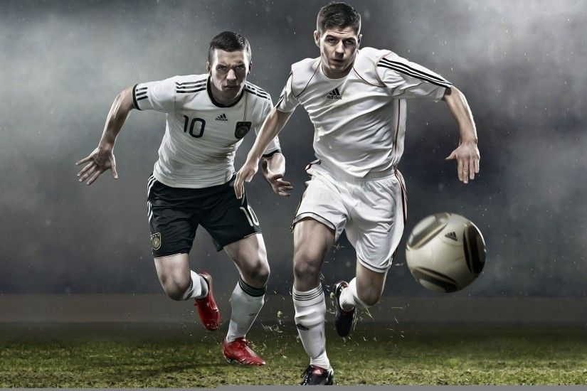 Adidas Soccer Ball Wallpaper Images & Pictures - Becuo
