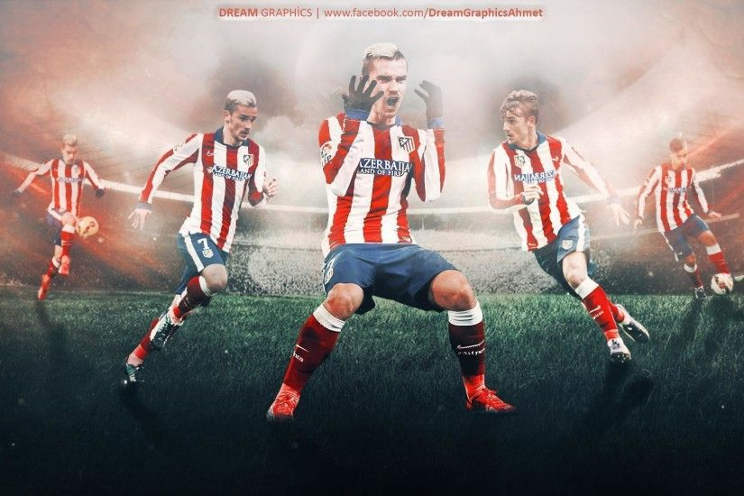 Antoine Griezmann Wallpapers HD (18)