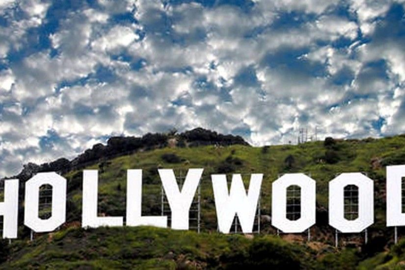 Images For > Hollywood Sign Wallpaper Hd