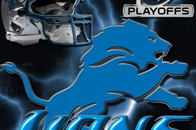 Detroit Lions 2012 Playoffs Wallpaper | Free Download .