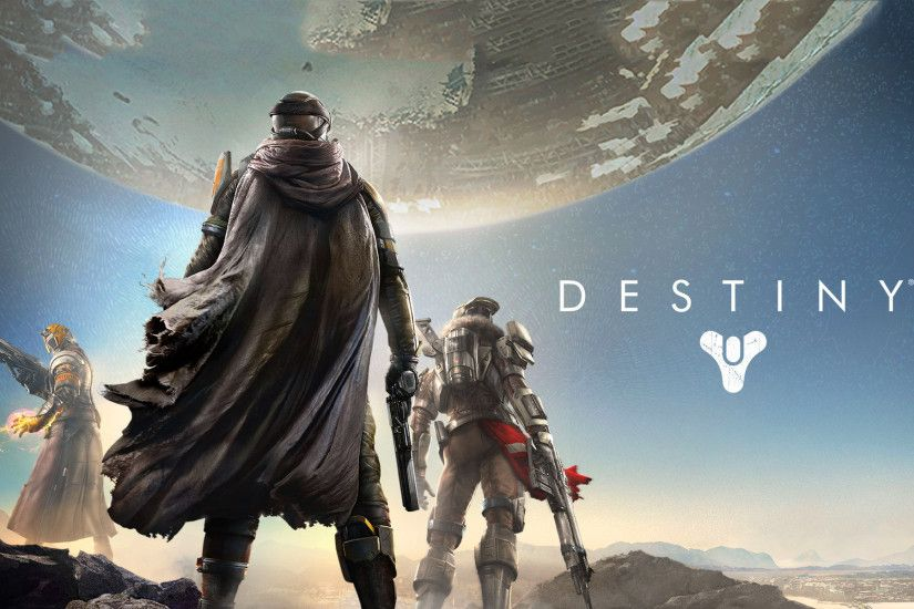 Destiny Game Widescreen Wallpaper