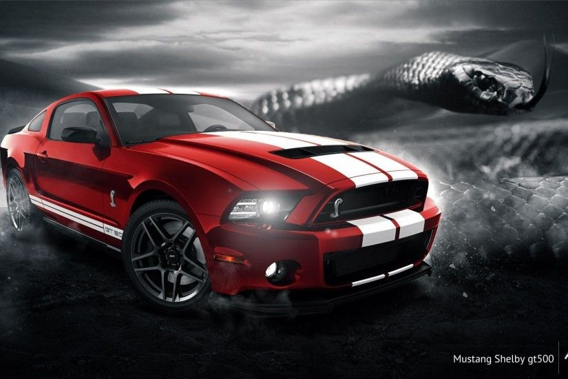 mustang shelby ford gt500 wallpapers wallpapertag