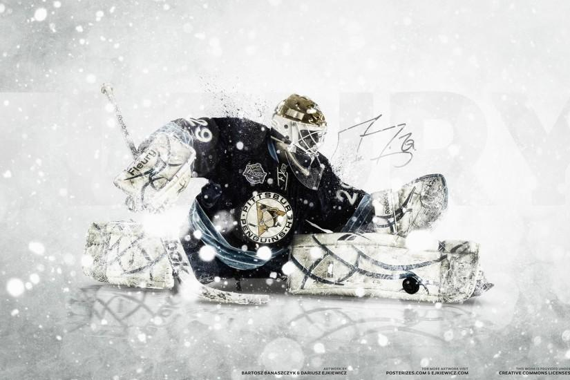 Marc-Andre Fleury images February 2011 Calendar/Schedule HD .