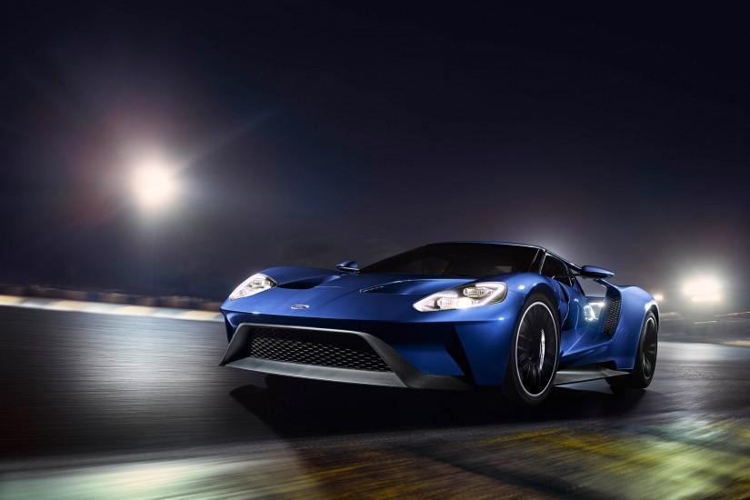 2017 Ford GT HD