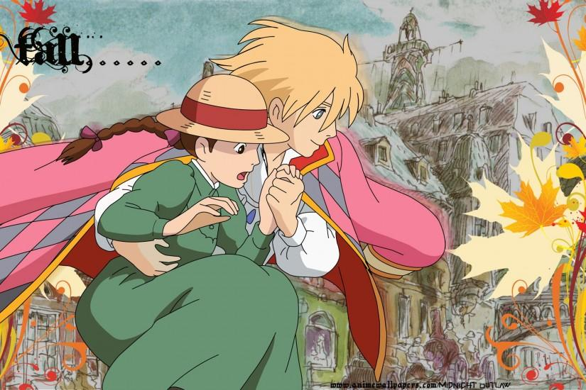 most popular howls moving castle wallpaper 1920x1200 for tablet