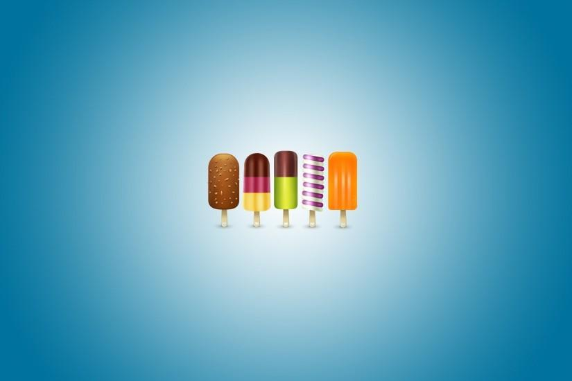 ice creams PPT Backgrounds