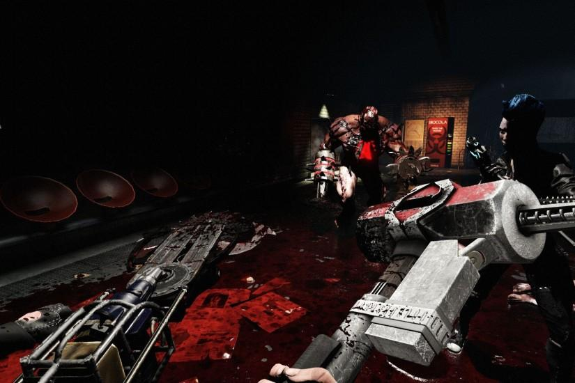 Killing Floor 2 Coming to PS4. ""