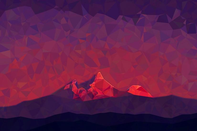download free polygon background 2560x1600 cell phone