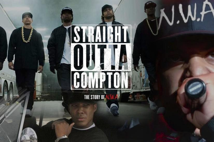 STRAIGHT OUTTA COMPTON rap rapper hip hop gangsta nwa biography drama music  1soc poster wallpaper | 1920x1080 | 789263 | WallpaperUP