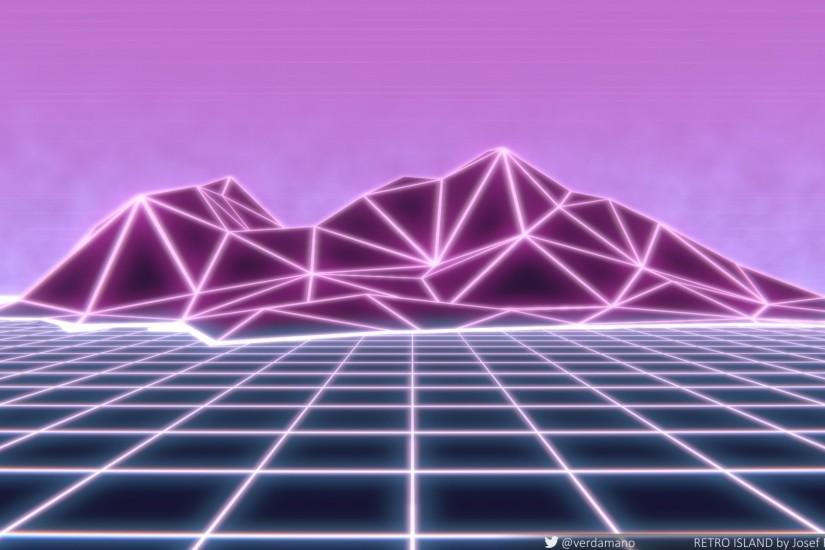 80s background 1920x1080 mobile