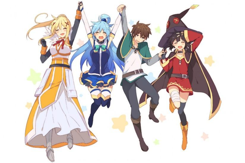 konosuba wallpaper 1920x1080 download