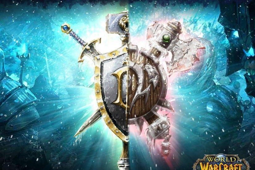 World of Warcraft Wrath of the Lich King Wallpapers × Lich