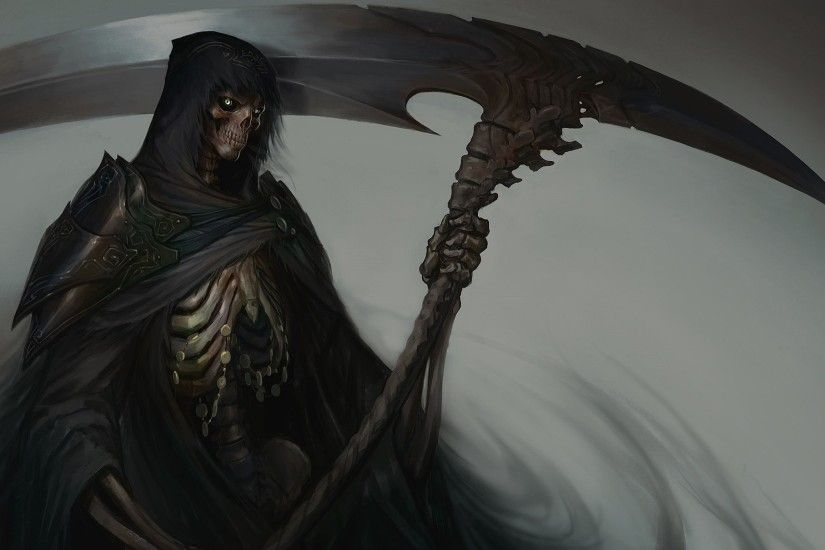 Grim Reaper Wallpapers Widescreen
