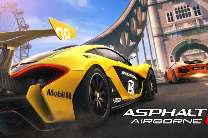 ... Asphalt 8 Airborne Gameplay - NEW Update Track Sector 8 1080p HD .