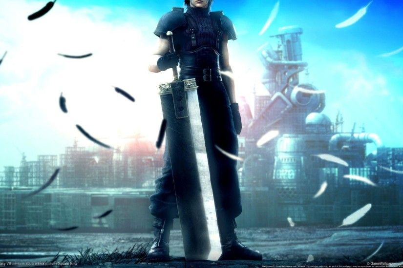 Crisis core final fantasy vii Wallpapers | HD Wallpapers