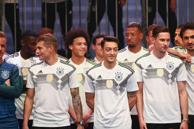 Germany new kit