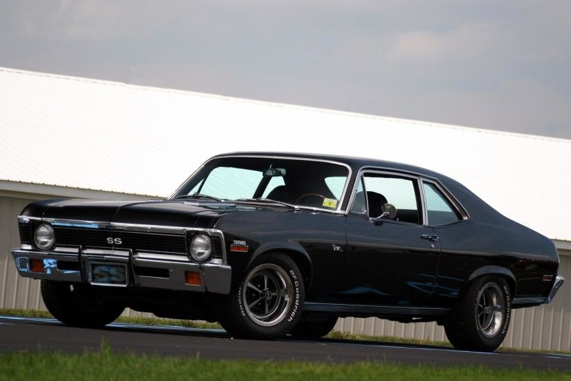 HD 72 chevy nova ss Wallpaper Free