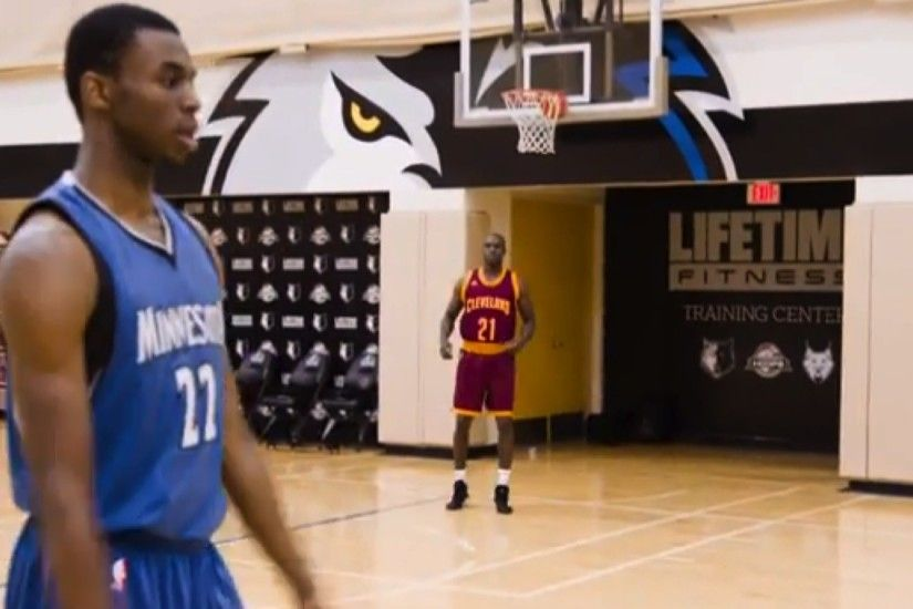 Andrew Wiggins appears in hilarious 'Swingman' commercial | NBA | Sporting  News