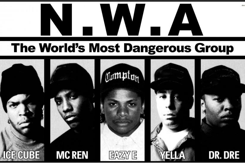 N.W.A wallpaper - Music wallpapers - #
