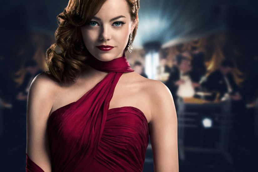 Emma Stone 1920x1080 Wallpaper