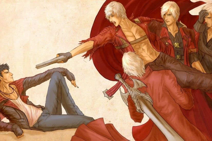 Devil May Cry Vergil · HD Wallpaper | Background Image ID:218356
